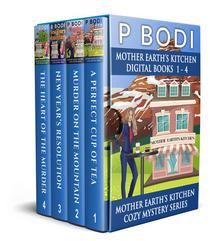 Mother Earth's Kitchen Series Books 1-4