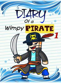 Diary of a Wimpy Pirate 1: The Kraken's Treasure