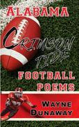 Alabama Crimson Tide Football Poems