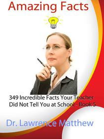 Amazing Facts – 349 Incredible Facts Your Teacher Did Not Tell You at School