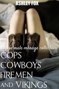 Cops, Cowboys, Firemen and Vikings