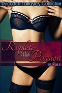 Replete with Passion Bundle (Menage, Lesbian Teacher, Gay Cowboy)