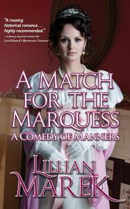 A Match for the Marquess