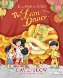 Sam, Sebbie and Di-Di-Di: The Lion Dance