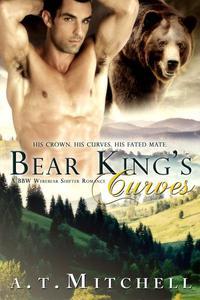 Bear King's Curves: A BBW Werebear Shifter Romance