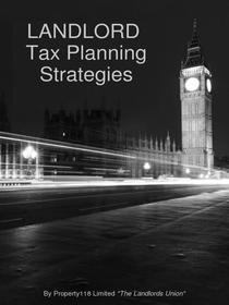 Landlord Tax Planning Strategies
