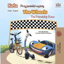 Koła Przyjacielski wyścig The Wheels The Friendship Race
