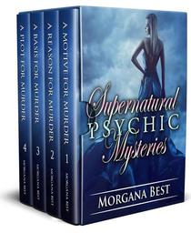 Supernatural Psychic Mysteries: Four Book Boxed Set