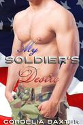My Soldier's Desire (Military BBW Erotic Romance)