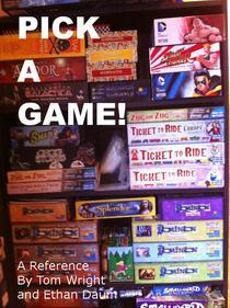 Pick a Game!