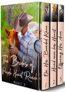 The Brides of Purple Heart Ranch Boxset, Books 1-3
