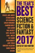 The Year's Best Science Fiction & Fantasy, 2017 Edition