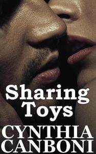 Sharing Toys (BDSM Bisexual Threesome)