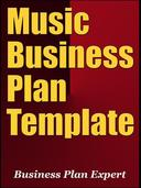 Music Business Plan Template (Including 6 Special Bonuses)