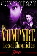 The Vampyre Legal Chronicles - James