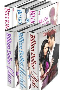 The Billionaire Series Books #1 - #6