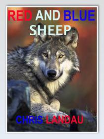 Red and Blue Sheep