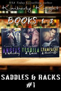Saddles & Racks Series Boxed Set, Books 1-3