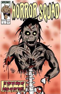 The Horror Squad comic book issue #1