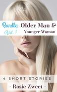 Bundle: Older Man & Younger Woman Vol. 3 (4 short stories)