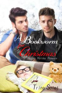 A Bookworm for Christmas (Gay Holiday Romance)