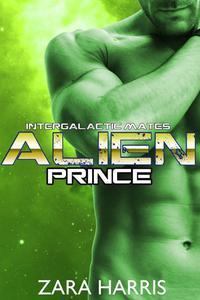 Alien Prince: A Sci-Fi Alien Romance