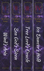 The Brother's Keep, Four-Novella Box Set