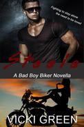Steele (A Bad Boy Biker Novella)