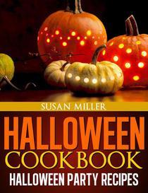 Halloween Cookbook Halloween Party Recipes
