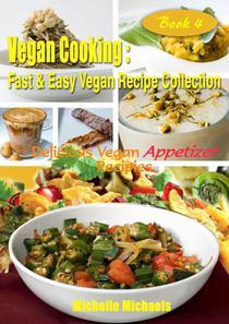 Delicious Vegan Appetizers Recipes