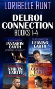 Delroi Connection Books 1-4