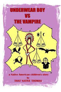 Underwear Boy vs The Vampire (Warparty #2)