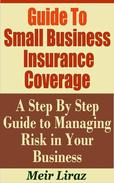 Guide to Small Business Insurance Coverage: A Step by Step Guide to Managing Risk In Your Business
