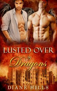 Paranormal Shifter Romance Lusted Over by Dragons BBW Dragon Shifter Paranormal Romance