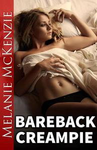 Bareback Creampie (interracial cuckold erotica, creampie eating)