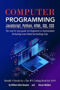 Computer Programming JavaScript, Python, HTML, SQL, CSS