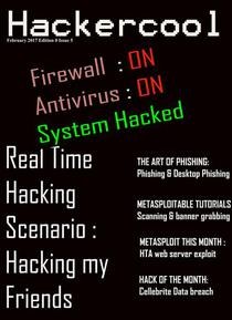 Hackercool Feb 2017