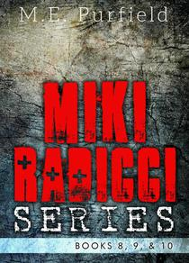 Miki Radicci Series (Books 8, 9, & 10)