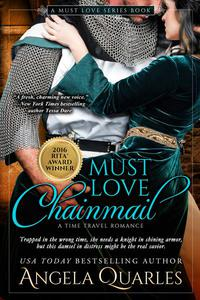Must Love Chainmail (A Time Travel Romance)