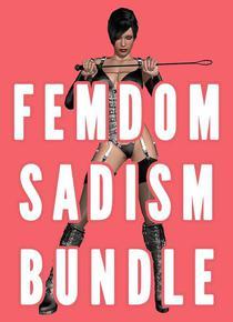 Femdom Sadism Bundle (CBT, Busting, Face Sitting, Boss, College, Femdom Punishment Revenge)
