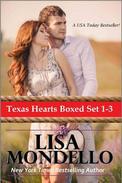 Texas Hearts (Box Set 1-3)