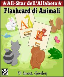 All-Star dell'Alfabeto: Flashcard di Animali
