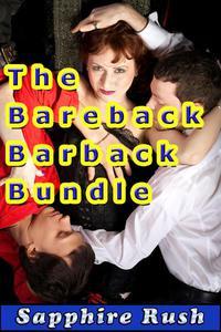 The Bareback Barback Bundle (bisexual MMF threesome)