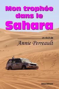 Mon trophée dans le Sahara
