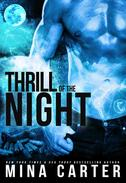 Thrill of the Night (BBW Paranormal Hunters Erotic Romance)