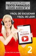 Aprender alemán | Fácil de leer | Fácil de escuchar | Texto paralelo CURSO EN AUDIO n.º 2