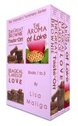 Boxed Set: The Yolanda's Yummery Series Books 1 to 3
