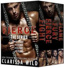 Fierce Series - Boxed Set (New Adult Alpha College Romance)