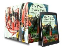 The Princess Maura Tales Complete Collection (Books 1-5)