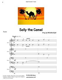 Sally the Camel